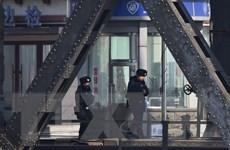 Dịch nCoV: Triều Tiên đóng cửa đường sắt và hàng không với Trung Quốc
