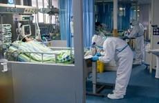 Dịch nCoV: Trung Quốc xây thêm các bệnh viện mô hình điều trị SARS