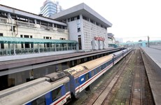 Dịch viêm đường hô hấp cấp virus Corona: Ngừng chạy tàu Hà Nội-Lào Cai