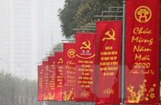 Điện mừng của các đảng nhân kỷ niệm 90 năm Ngày thành lập Đảng