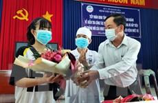 Khánh Hòa - địa phương thứ ba điều trị thành công bệnh nhân nhiễm nCoV