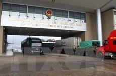 Thông quan hàng hóa có kiểm soát tại cửa khẩu Lào Cai