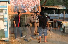 Xả súng đẫm máu tại Thái Lan: Ít nhất 17 người thiệt mạng