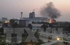 Xả súng ở Thái Lan: Lực lượng an ninh tấn công trung tâm thương mại