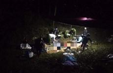Tai nạn giao thông nghiêm trọng, 3 người trong gia đình tử vong