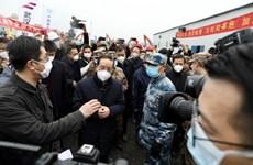 Trung Quốc thay Bí thư Tỉnh ủy Hồ Bắc giữa lúc dịch bệnh COVID-19