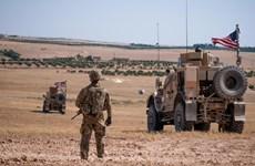 Liên quân do Mỹ đứng đầu xả súng vào trạm kiểm soát ở Đông Bắc Syria
