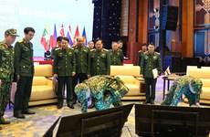 Việt Nam đảm bảo tổ chức tốt Hội nghị hẹp Bộ trưởng Quốc phòng ASEAN