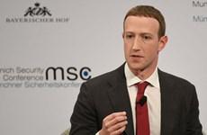 CEO Zuckerberg: Nội dung trên Facebook nên được quản lý