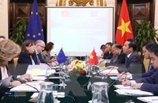 Ủy ban hỗn hợp Việt Nam-EU họp về các vấn đề chính trị