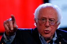 Bầu cử Tổng thống Mỹ 2020: Ông Bernie Sanders bứt phá mạnh mẽ