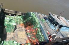 An Giang khởi tố vụ buôn lậu nước giải khát trị giá trên 8 tỷ đồng