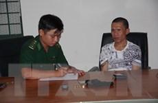 Tây Ninh: Bắt hai đối tượng vượt biên và tàng trữ vũ khí trái phép