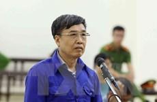 Cựu Thứ trưởng Bộ Lao động TB-XH Lê Bạch Hồng được giảm án