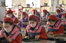 """Triều Tiên """"khoe"""" tạo ra khẩu trang và xà phòng mới ngăn ngừa COVID-19"""