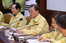 COVID-19: Hàn Quốc xem xét thiết lập ngân sách bổ sung khẩn cấp