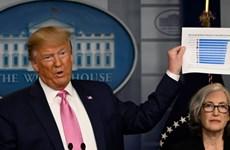 Tổng thống Trump họp báo về tình hình dịch COVID-19 tại Mỹ