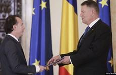 Tổng thống Romania Klaus Iohannis chỉ định Thủ tướng mới