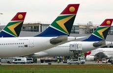 Nam Phi chi 1 tỷ USD cứu hãng hàng không quốc gia