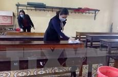 Tăng cường phòng chống COVID-19 trong trường học, ký túc xá