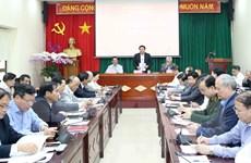 Hội đồng Lý luận Trung ương tổ chức họp tổng kết công tác
