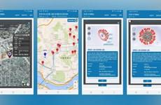 Các ứng dụng di động giúp theo dõi tình hình COVID-19 nở rộ ở Hàn Quốc
