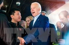 Bầu cử Mỹ: Ông Joe Biden tạm giành chiến thắng tại 7 bang quan trọng
