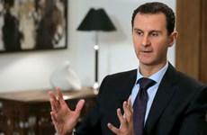 Tổng thống Syria công bố thời điểm tổ chức bầu cử Quốc hội