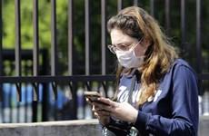 Màn hình điện thoại có thể là môi trường lây nhiễm tiềm tàng COVID-19