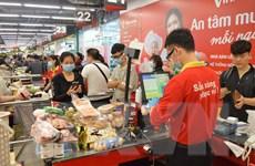 Các siêu thị ở Hà Nội đảm bảo đủ hàng, không tăng giá
