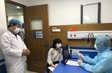 Bộ Y tế kiểm tra công tác phân luồng, cách ly bệnh nhân COVID-19