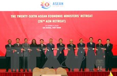 Thông qua 12 đề xuất của Việt Nam trong hợp tác kinh tế ASEAN
