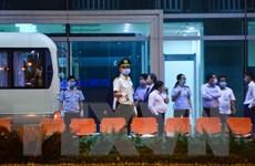 Quảng Nam thông tin về việc đưa 4 du khách Anh ra sân bay Đà Nẵng