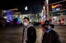 3 cửa hàng cuối cùng của Apple ở Trung Quốc đã mở cửa trở lại