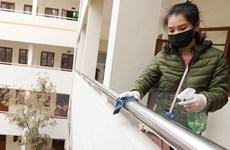 Dịch COVID-19: Hướng dẫn vệ sinh môi trường, khử khuẩn nơi làm việc