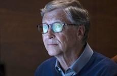 Tỷ phú Bill Gates bất ngờ rời khỏi hội đồng quản trị Microsoft