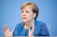 Thủ tướng Đức khẳng định sẽ làm mọi việc để vượt qua khủng hoảng