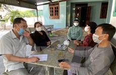 Ninh Thuận rà soát trường hợp tiếp xúc với bệnh nhân COVID-19 thứ 61