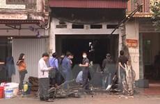 Vụ hỏa hoạn nghiêm trọng ở Hưng Yên: Thăm hỏi gia đình các nạn nhân