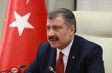 Bộ Y tế Thổ Nhĩ Kỳ xác nhận ca COVID-19 tử vong đầu tiên