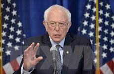 Bầu cử Mỹ 2020: Ông Bernie Sanders bác tin dừng chiến dịch tranh cử