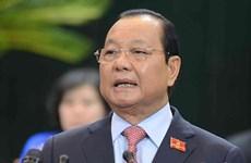 Cách chức Bí thư TP.HCM nhiệm kỳ 2010-2015 với ông Lê Thanh Hải