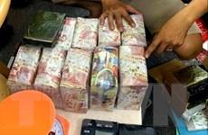 TP. HCM triệt phá đường dây mua bán trái phép ma túy quy mô lớn