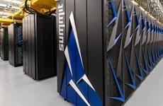 Mỹ huy động siêu máy tính cho công tác nghiên cứu về COVID-19