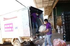 Tặng gần 5 tấn nông sản cho người dân đang cách ly ở Ninh Thuận