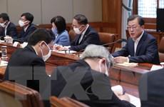 Tổng thống Hàn Quốc cam kết chi 100.000 tỷ won hỗ trợ các doanh nghiệp