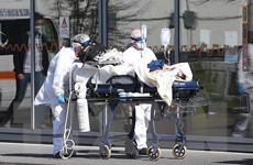Diễn biến COVID-19 đến 7h30 sáng 24/3: Số ca tử vong vượt 16.500 người