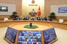 Hình ảnh Thủ tướng Hội nghị thượng đỉnh trực tuyến G20 về COVID-19