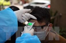 Các trường hợp tiếp xúc với bệnh nhân 122, 123 đều âm tính với virus