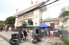 Hà Nội cách ly y tế với người đến Bệnh viện Bạch Mai từ ngày 10/3